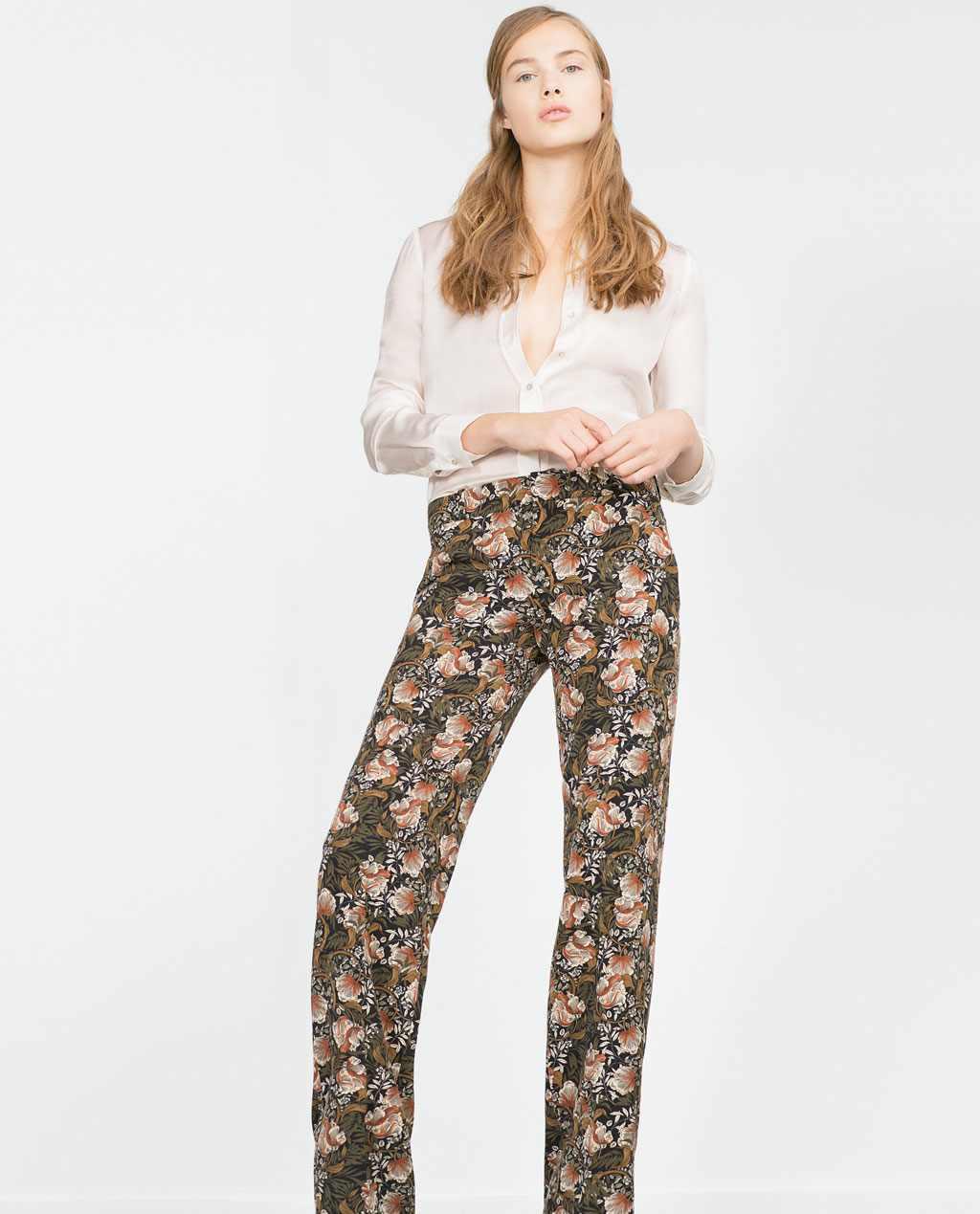 Zara - pantalon (50 €)