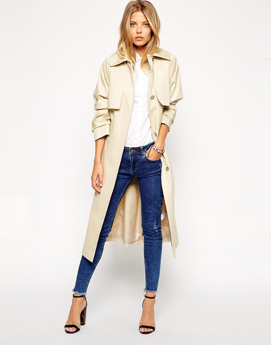 Asos - Trench(107 €)