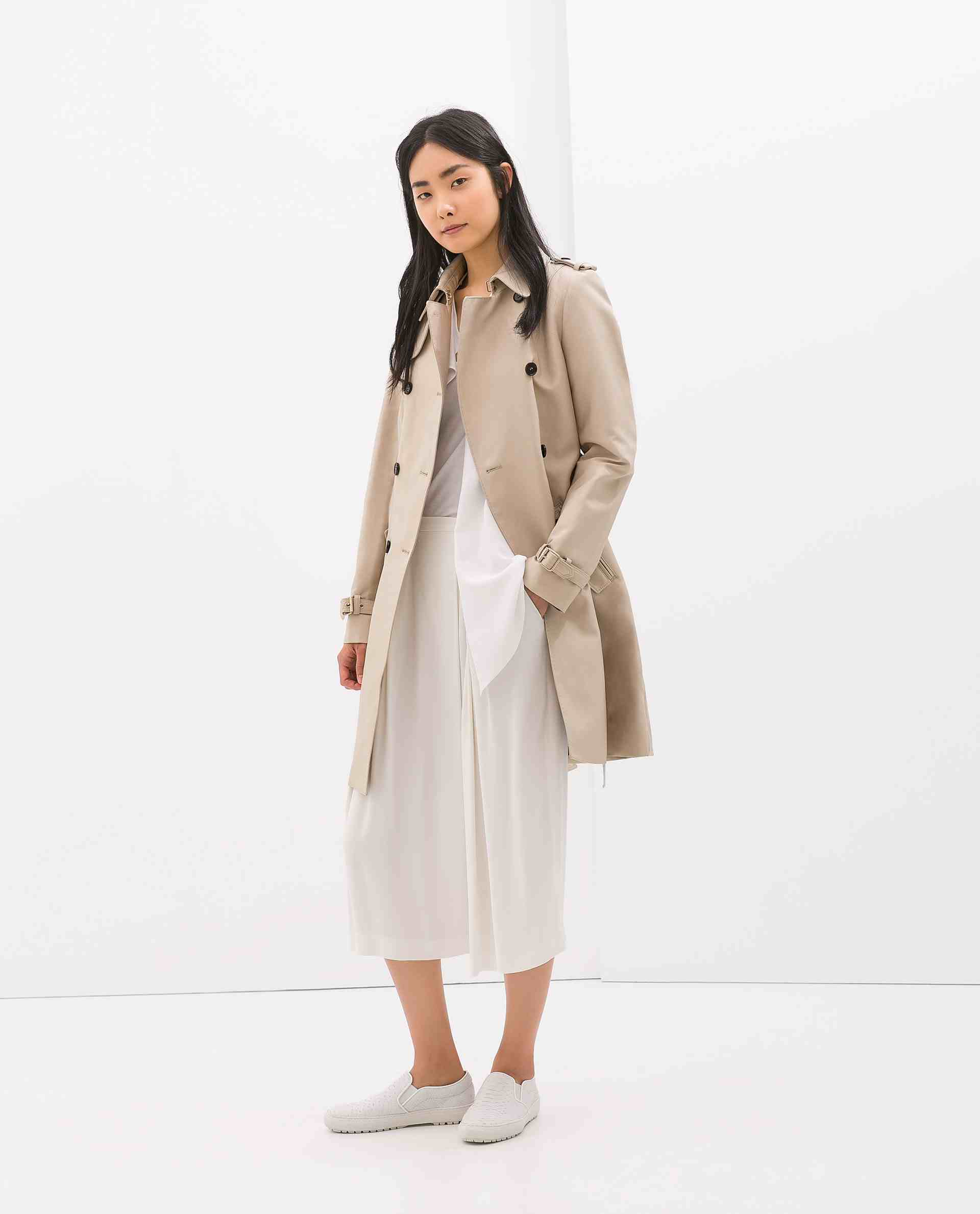 Zara - Trench(90 € )