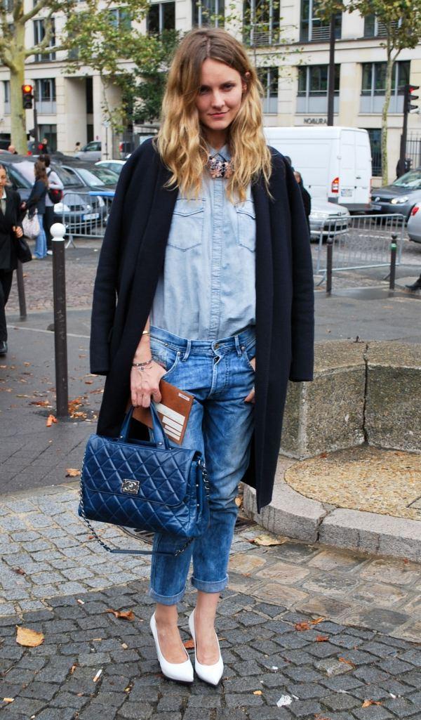 comment porter le jean boyfriend 14
