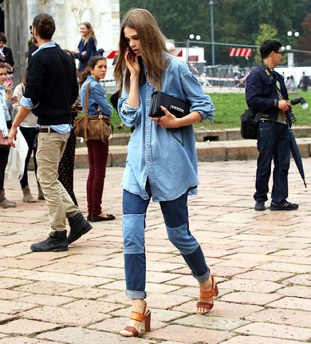 Comment porter le jean avec style