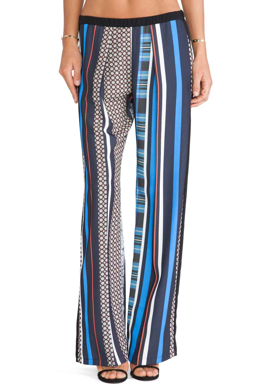 Clover Canyon - Pantalon à rayures(227 €)