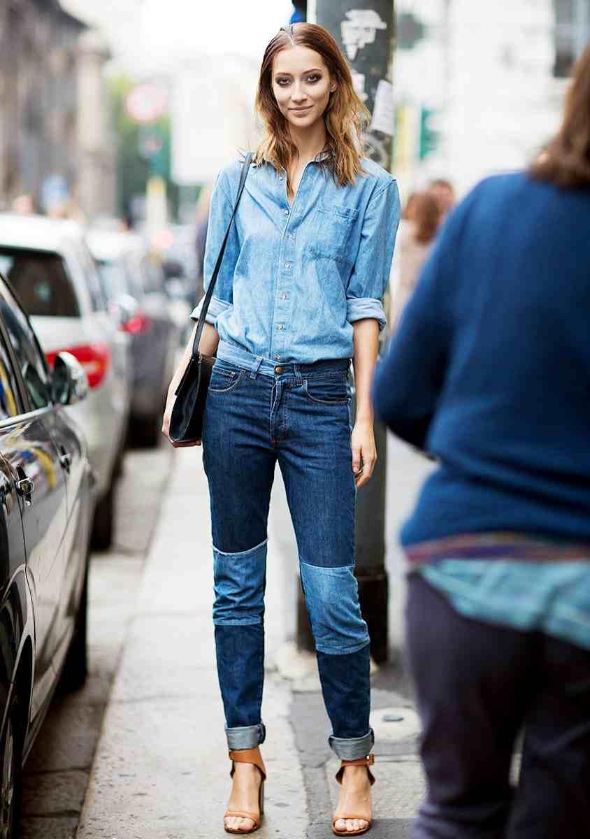 comment porter le jean 3