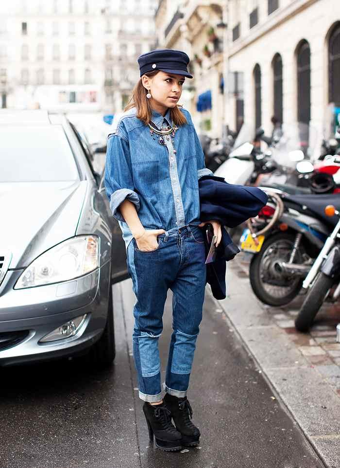 comment porter le jean 6