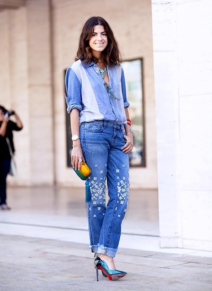 comment porter le jean 7