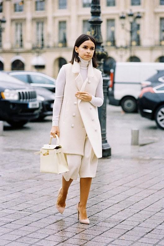 Comment porter la veste longue 5
