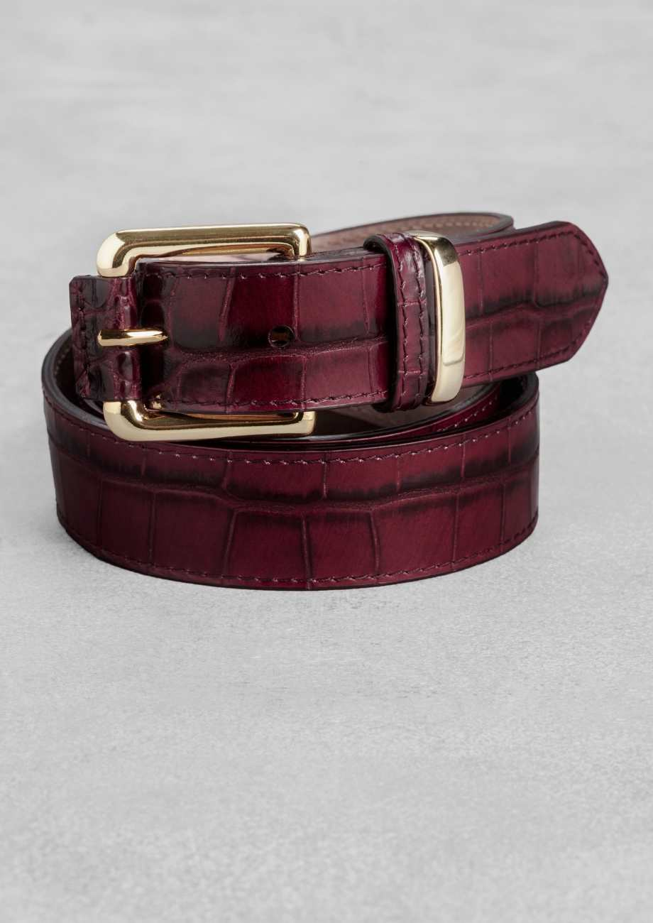 & Other Story - Ceinture (35 €)