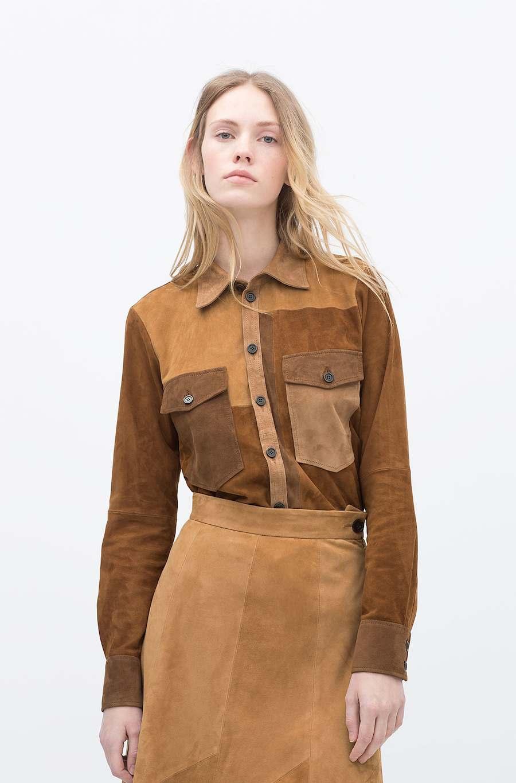 Zara - Chemise(129 €)