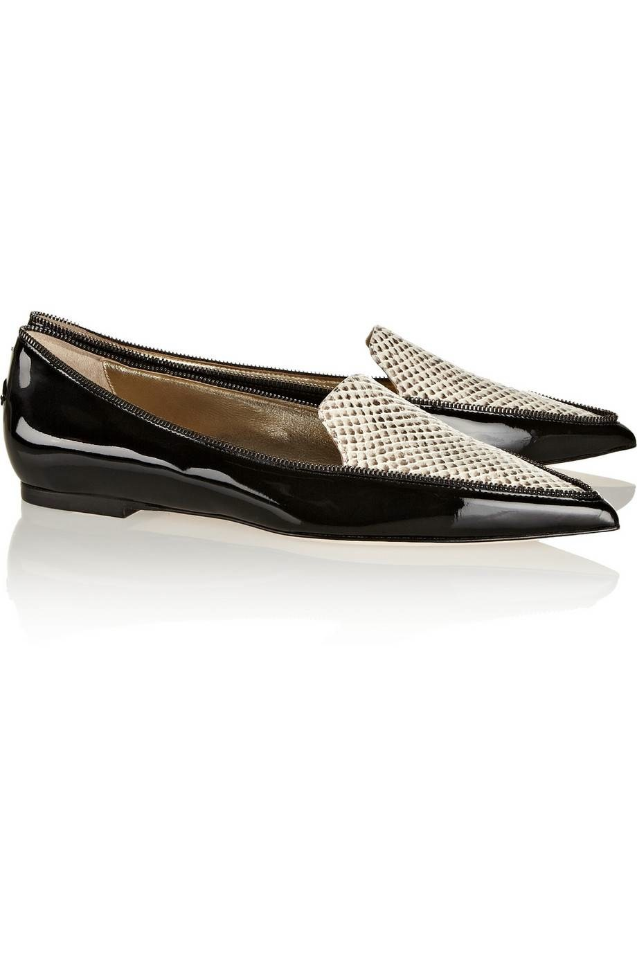 Jimmy Choo - Mocassins (450 €)