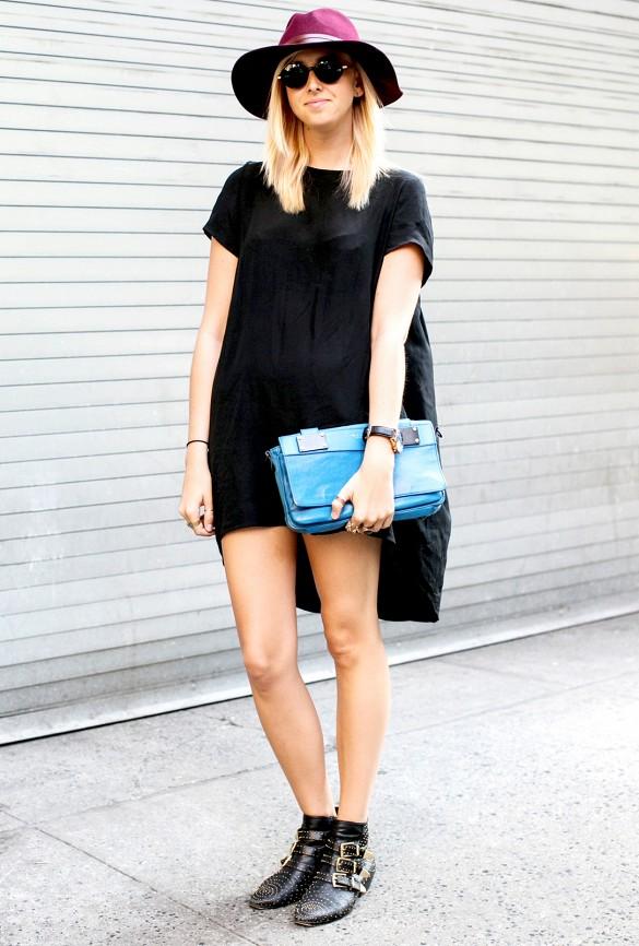 Il faut que vous trouviez votre petite robe noire. Vous n\'aurez plus qu\'à la porter tout l\'été en changeant d\'accessoires. Vous nous remercierez plus tard !