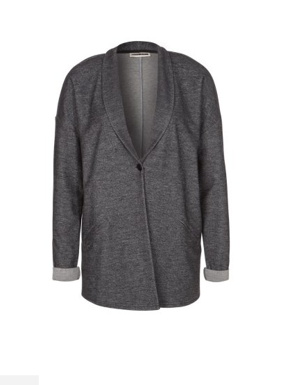 Noisy May - Blazer gris Margo (34€)