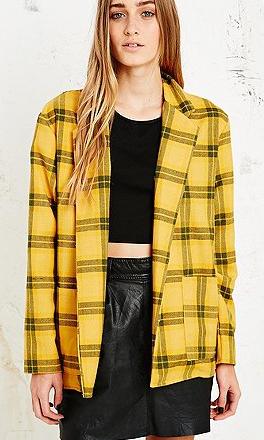 Urban Outfitters - Veste à carreaux (72 €)