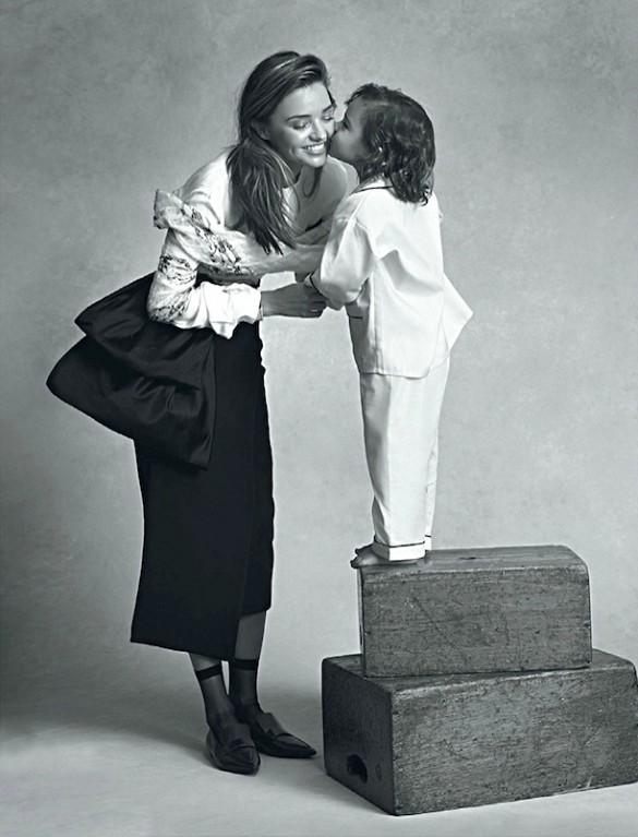 Pour adoptez le look de Miranda Kerr. Consultez l\'article Miranda Kerr pour le Vogue Australie.