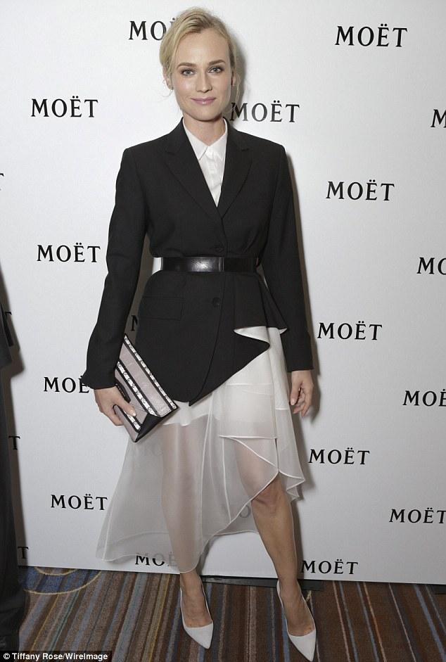Qui n\'a jamais rêvé de s\'habiller comme une star sans se ruiner ? Suivez le slideshow pour adopter le look de Diane Kruger.