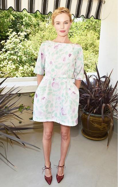 Sur la photo : Kate Bosworth