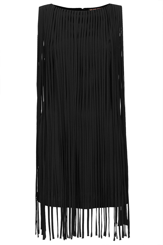 Topshop x Kate Moss - Robe à franges (125 €)