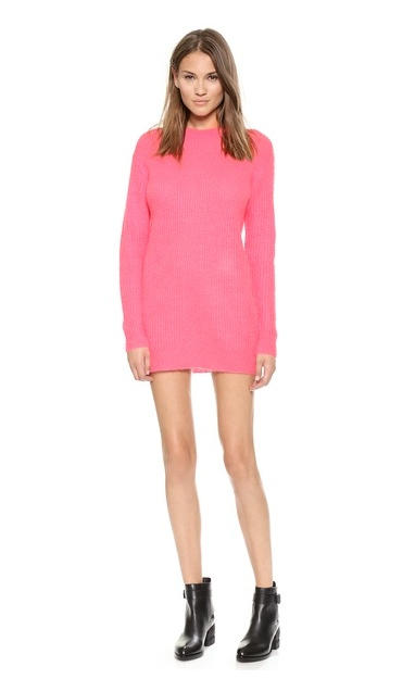 T by Alexander Wang - Robe pull (176 €)