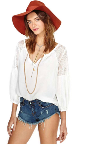 Nasty Gal - Blouse (38 €)