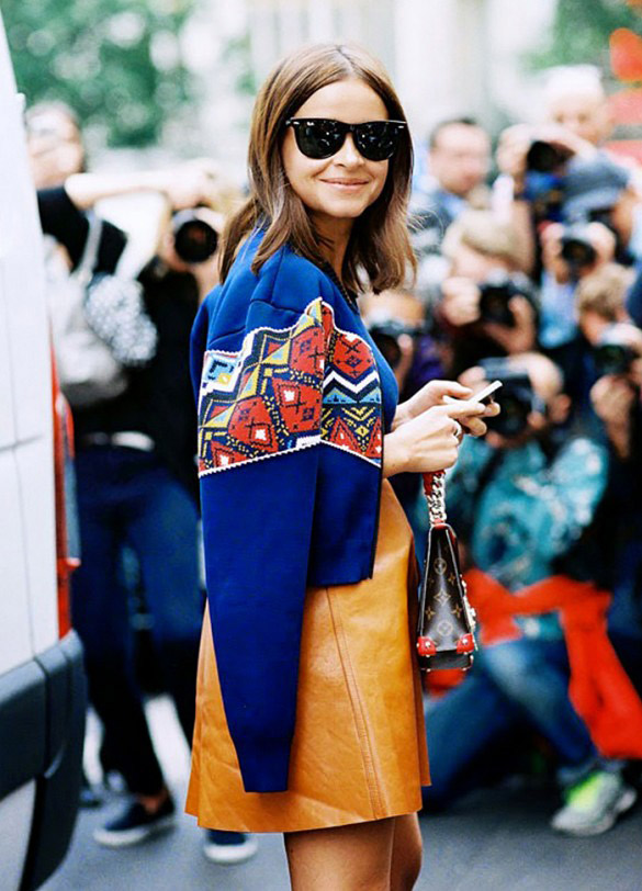(sur la photo : Miroslava Duma)