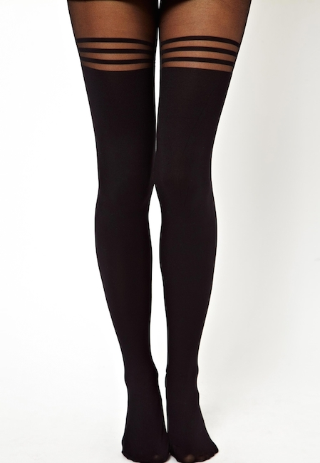 Asos - Collants jambières (11 €)
