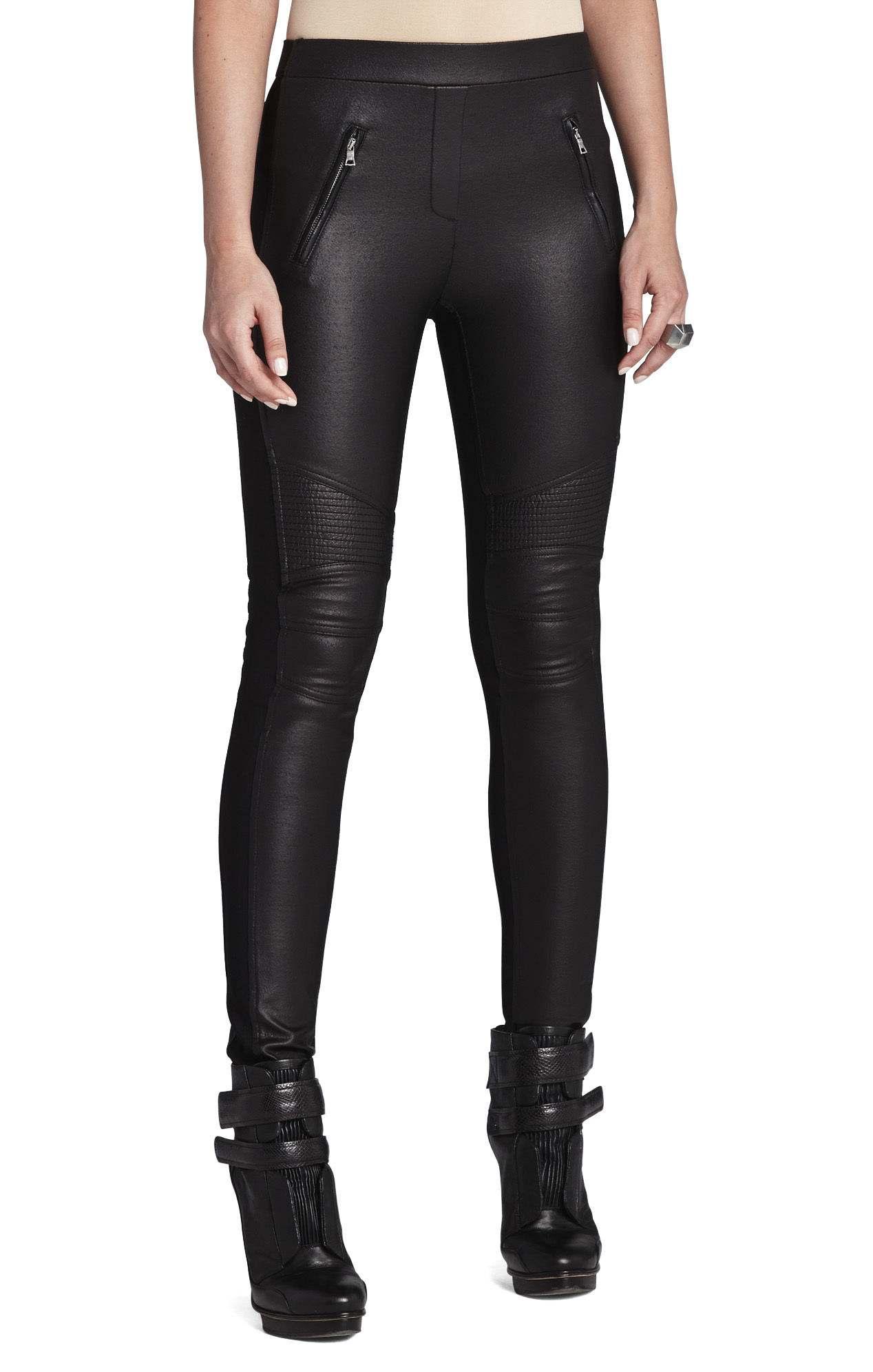 BCBG - Pantalon en cuir(158 €)
