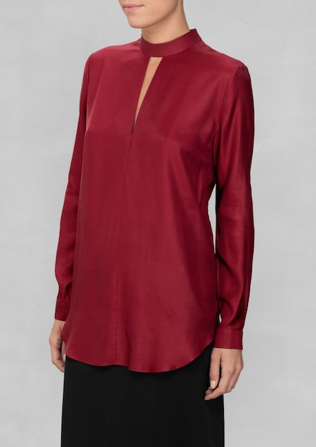 &Other Stories - Blouse (55 €)