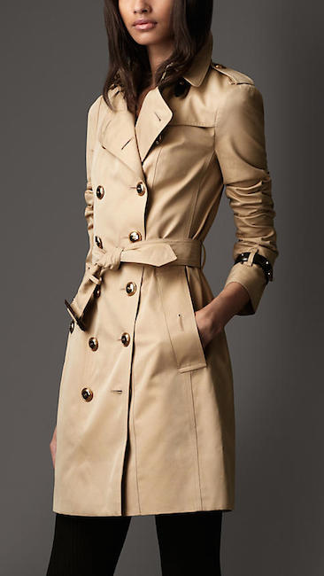 Burberry - Trench (1595 €)