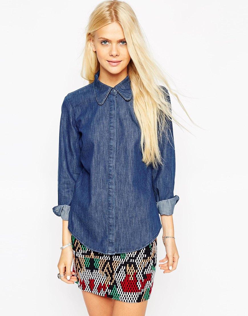 Asos - chemise (42€)