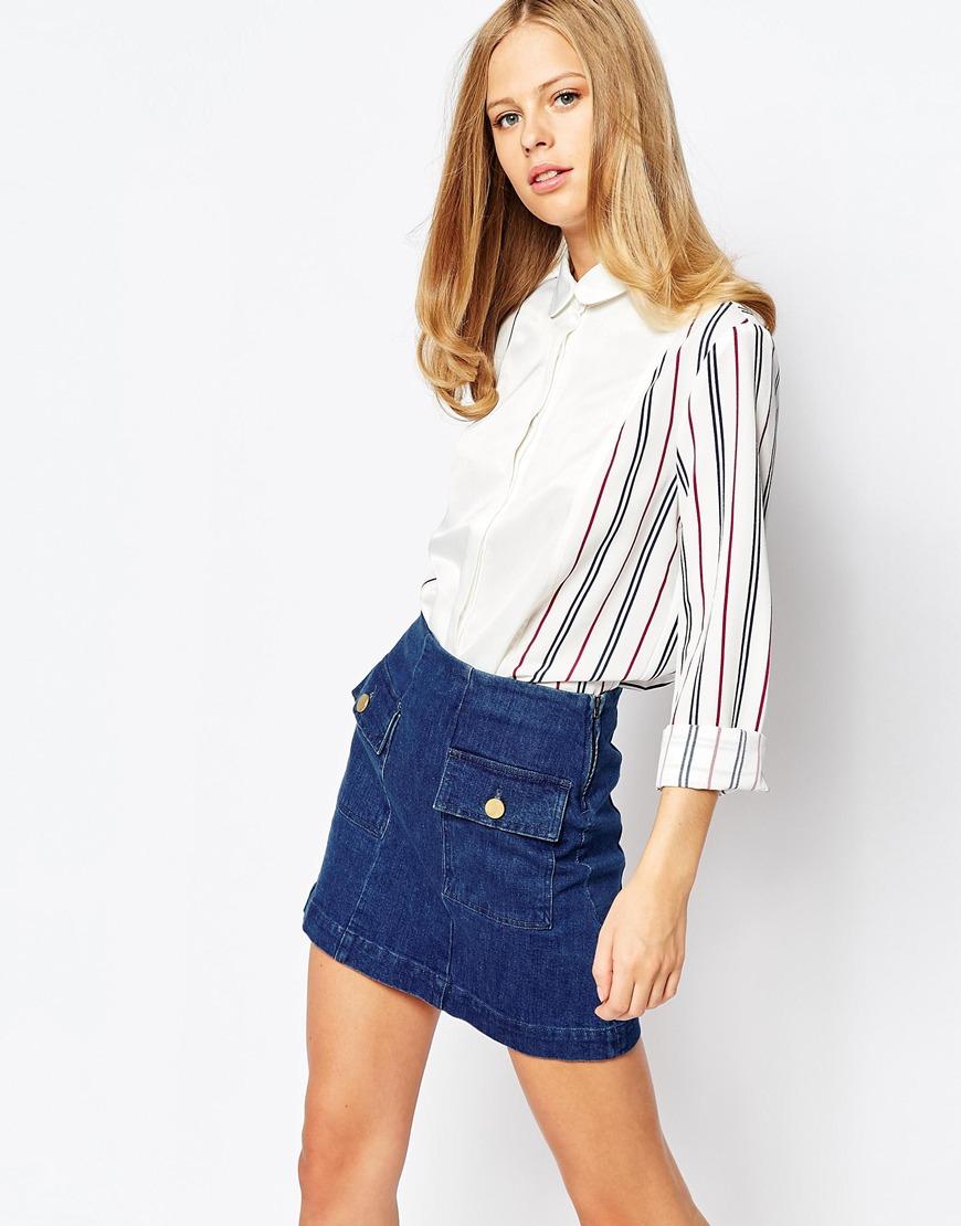 The Laden Showroom - chemise (63€)