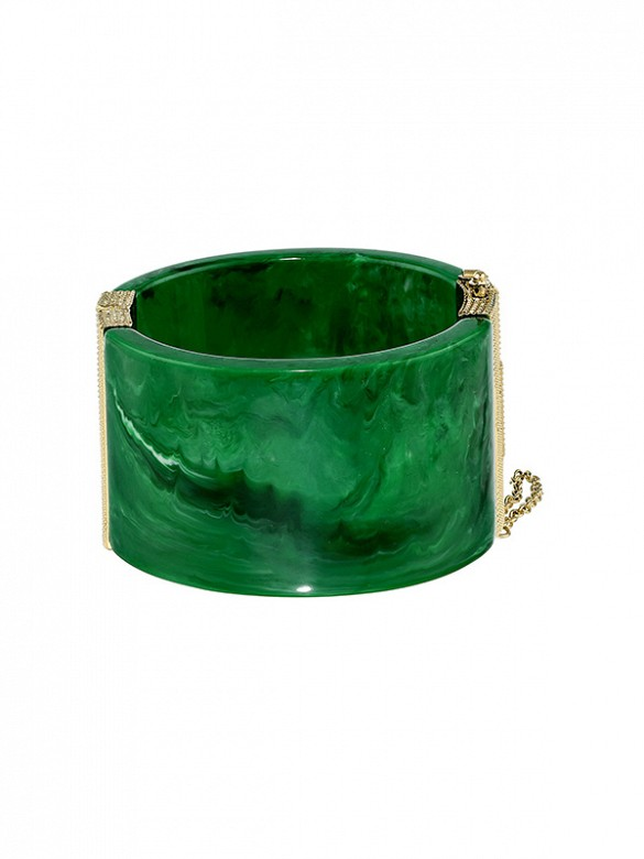 House of Harlow 1960 - Bracelet en résine (88 €)