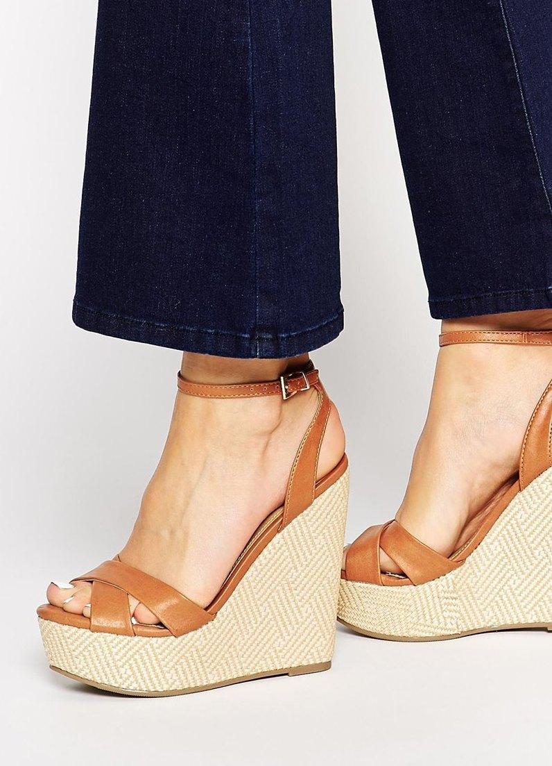 Asos - Sandales à talons (47€)