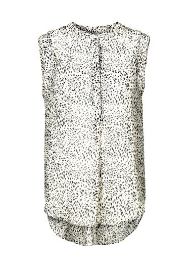 Imwear - Chemise en soie sans manche (47 €)
