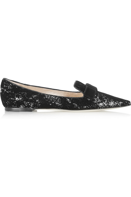 Jimmy Choo - Chaussures plates (425 €)
