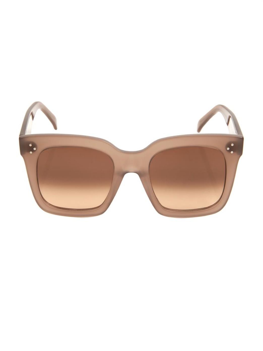 Céline - lunettes de soleil (264€)
