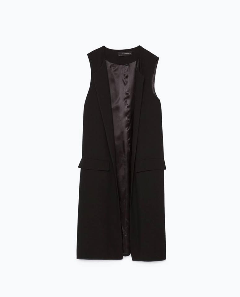 Zara- Veste (50€ au lieu de 70€)