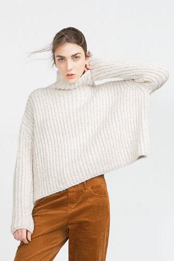 Zara - pull (50€)