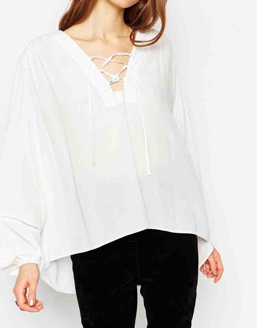 Asos - blouse (42€)