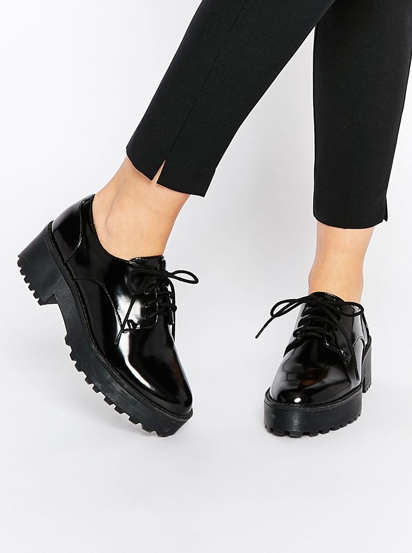 Monki - chaussures (63€)