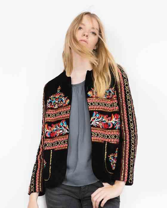 Zara - veste (90€)