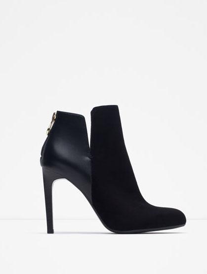 Zara - bottines (40€)