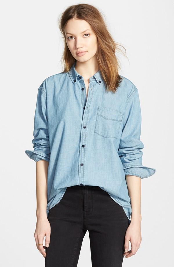 Madewell - chemise (75€)