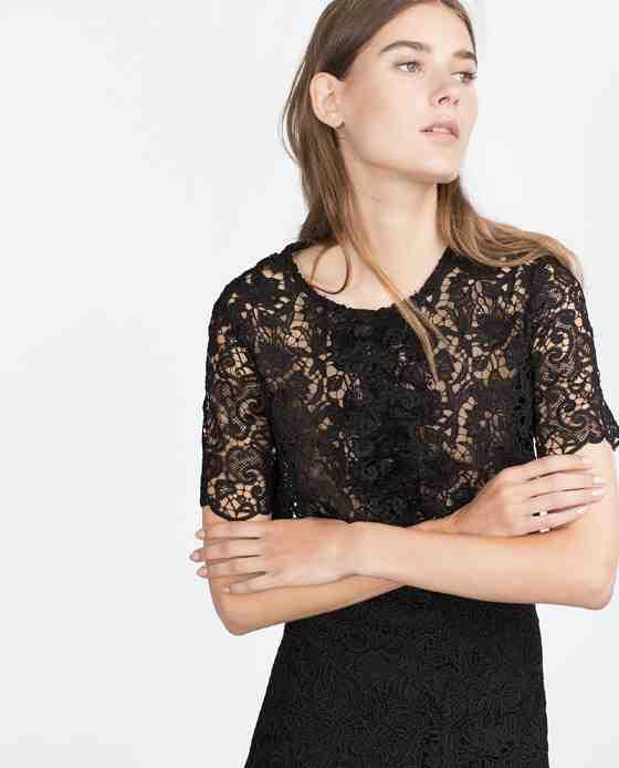 Zara - top (50€)