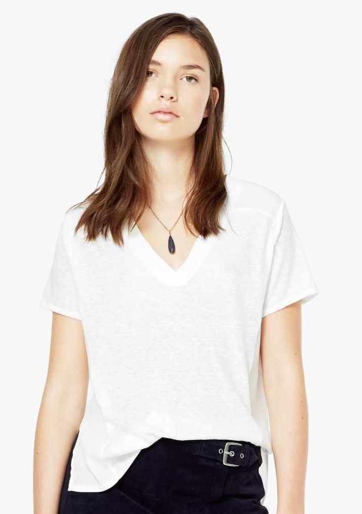 Mango - t-shirt (25€)