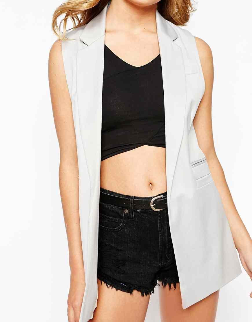 River Island - blazer (77€)