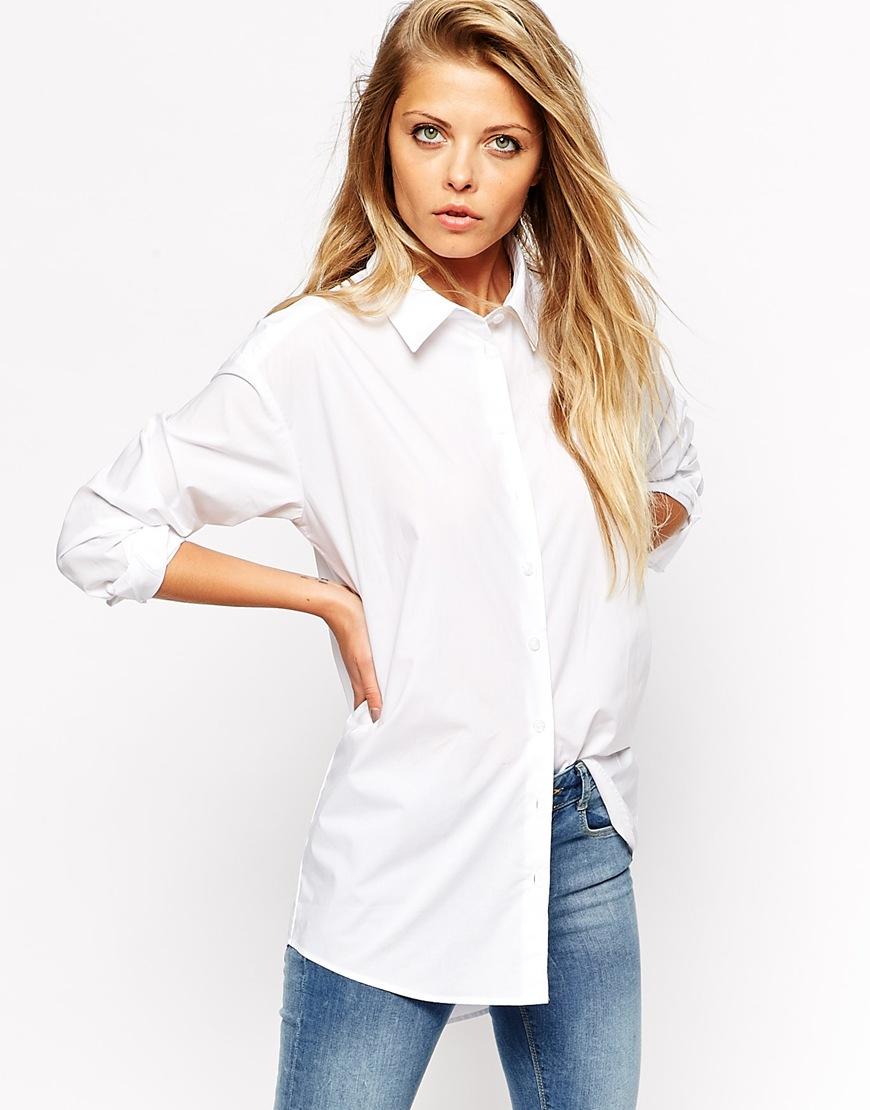 Asos - chemise (35€)