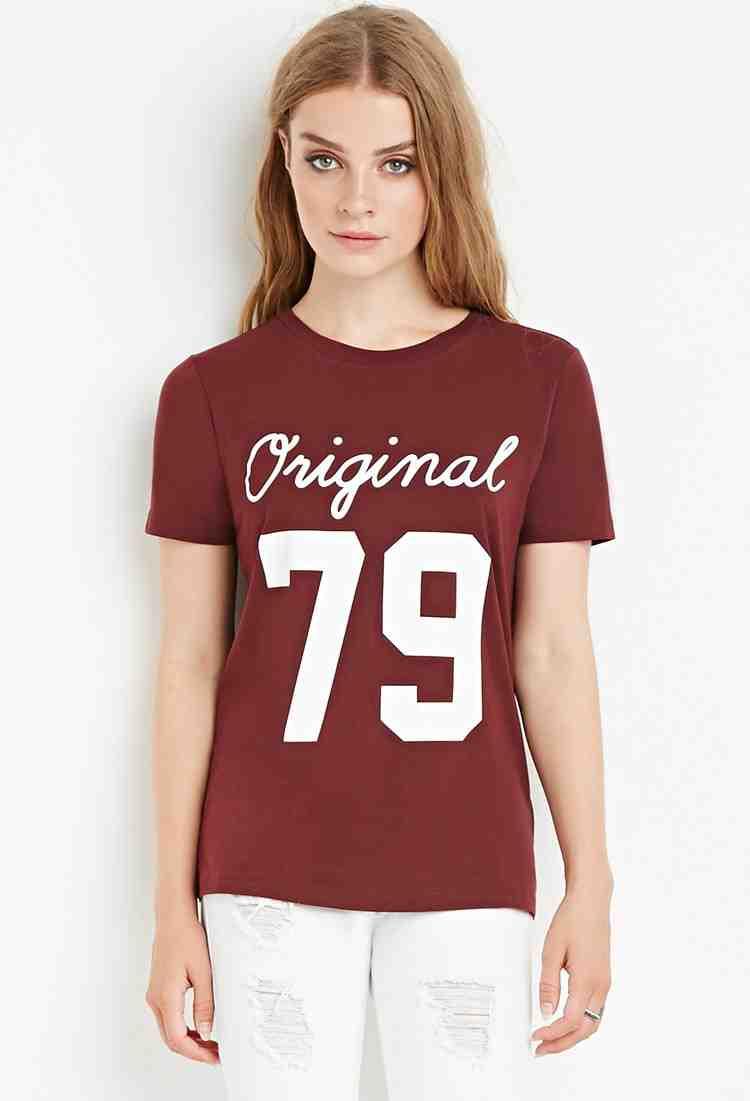 Forever 21 - tshirt (10€)
