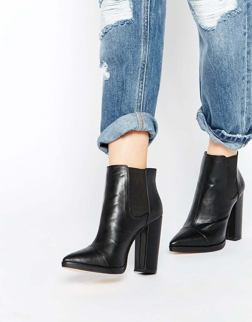 Asos - boots (58€)