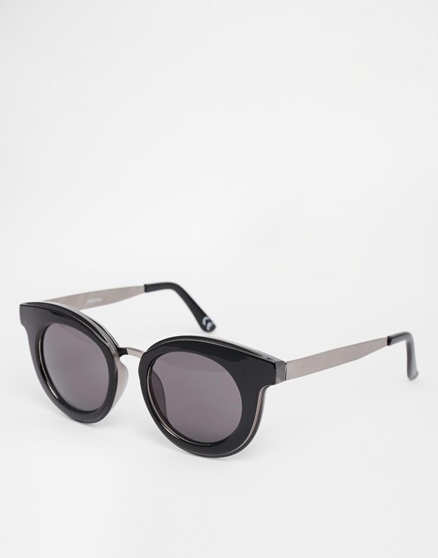 Asos - lunettes de soleil (20€)