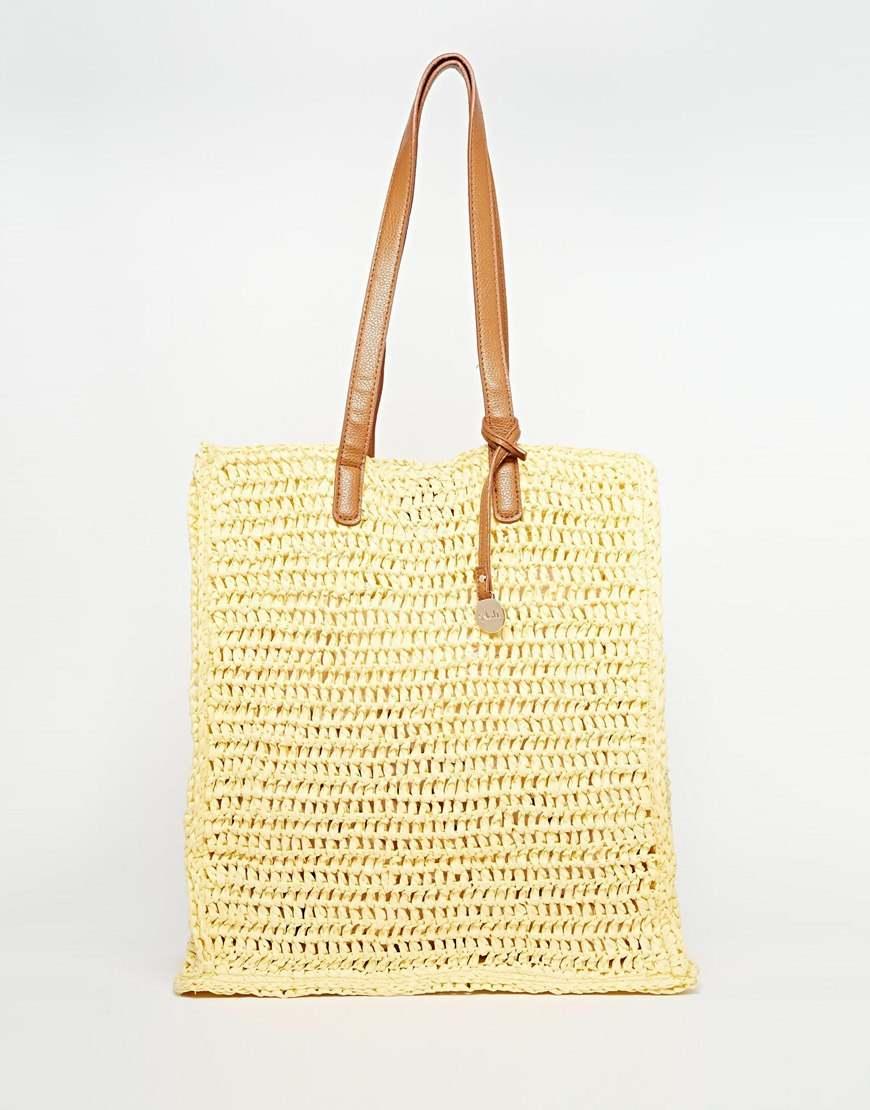 Nali - sac en paille (28€ au lieu de 47€)