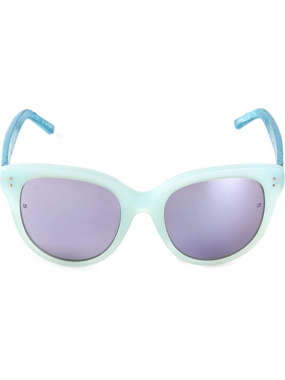Linda Farrow - lunettes de soleil (755€)